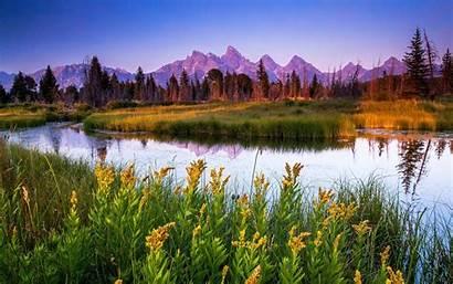 Teton Grand Wallpapers Wyoming