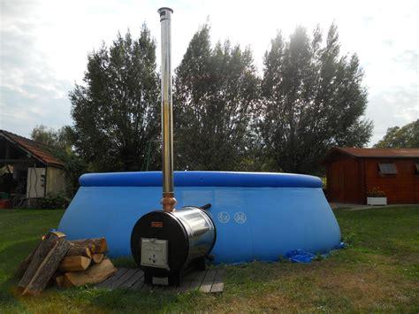 chauffage piscine au bois installation climatisation gainable fabriquer chauffage piscine