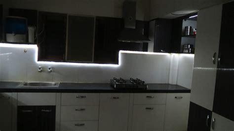 led strip lighting for kitchen under cabinet diy youtube