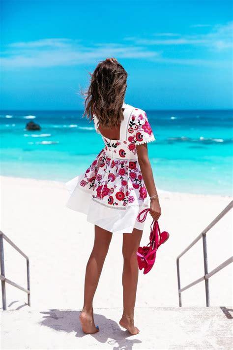 Outfits-vacaciones-la-playa (24) | Decoracion de interiores Fachadas para casas como Organizar ...