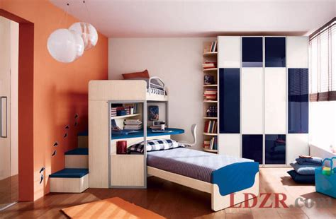 Cool Boy Bedrooms by Colorful Cool Boys Bedroom Home Design And Ideas