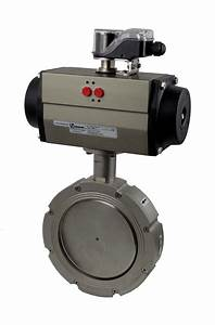 Butterfly Valve Ivf  85 Nd 175 Np 6 Ital 45