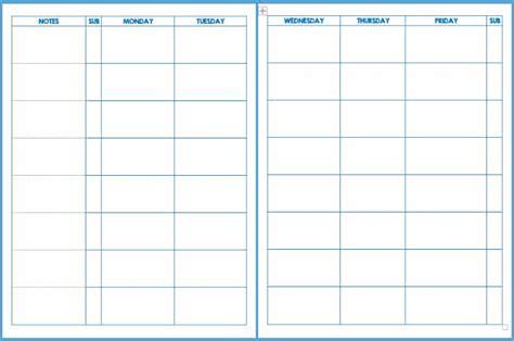 printable homeschool lesson plan book mama zone