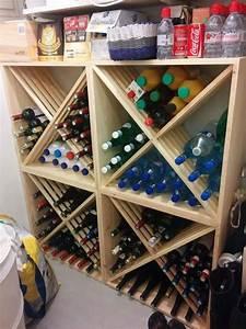 Etagere A Bouteille : les casiers du manoir casier bouteilles casiers vin ~ Farleysfitness.com Idées de Décoration