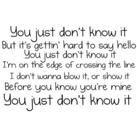 You Dont Know Me Anymore Quotes