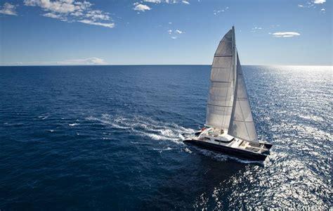 Largest Catamaran Yacht by The World S Largest Catamaran Burgess Yacht S Hemisphere