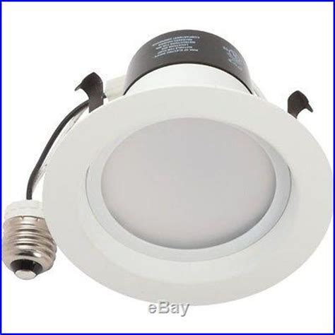 5 inch led recessed light retrofit 6 tcp led recessed can light retrofit kit 5 6 dimmable