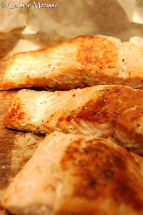 passette cuisine saumon aux fruits de la cuisine metisse