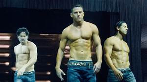 """Channing Tatum announces """"Magic Mike Live"""" is coming to ..."""