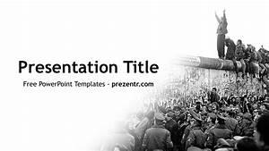 Free Berlin Wall Powerpoint Template
