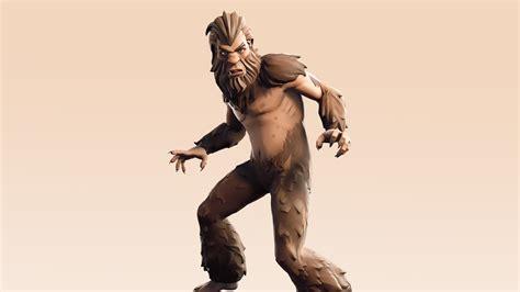 fortnite bigfoot skin outfit   wallpaper