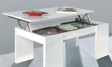 ikea placard cuisine la table basse relevable pour votre salon fonctionnel archzine fr