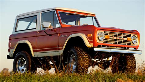 New Ford Bronco For Sale by Why Wait For The Next Ford Bronco When You Can A