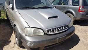 Car Recycler Parts Kia Carnival  2001 2 9 Td 93kw Diesel
