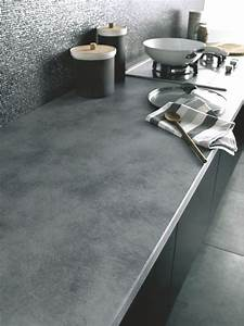 Plan De Travail 300 Cm : plan de travail sur mesure conforama ~ Premium-room.com Idées de Décoration