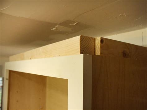 kitchen cabinet crown molding to how to cut and install crown molding on kitchen cabinets