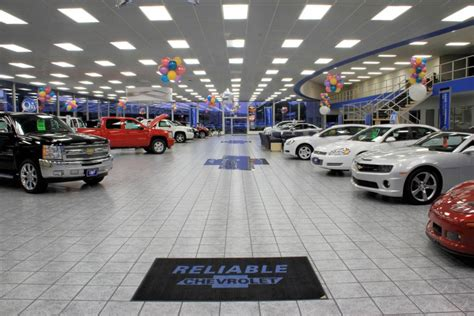 Reliable Chevrolet Richardson by Reliable Chevrolet In Richardson Reliable Chevrolet 800