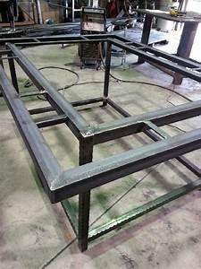 Fire Table – A Work in Progress – Sunset Metal Fab Inc
