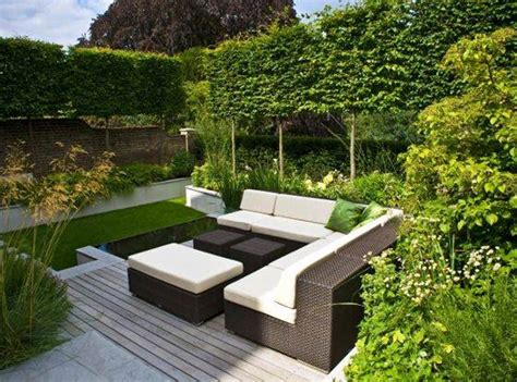 contemporary garden design ideas  hawk haven