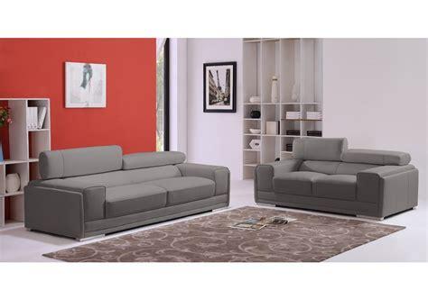canapé 3 et 2 places pas cher soldes canapé meublez com ensemble canapés 2 et 3