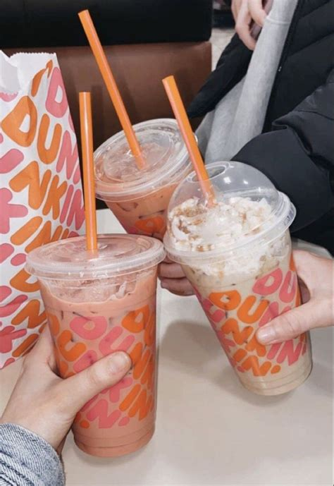 Dunkin' donuts is a popular coffee and baked goods chain in the united states and also worldwide. ♡pin @chickenfriedroaches♡ in 2020 | Dunkin donuts iced coffee, Dunkin, Coffee flavor