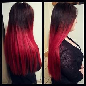 30 Ombre Hair Rossi Tutti Da Guardare