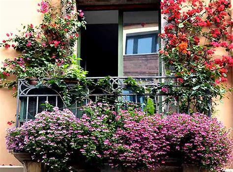 balconi e terrazzi fioriti euroflora un concorso per i balconi fioriti a genova