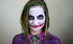 Joker Kostm Selber Machen Ideen Fr Kleidung Schminke