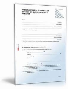 Geld Verleihen Privat : kreditvertrag gewerblich bei gleichbleibender annuit t ~ Jslefanu.com Haus und Dekorationen