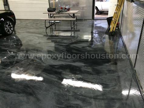 Metallic Epoxy Floor Houston by Cost Of Epoxy Residential Epoxy Garage Flooring Prices