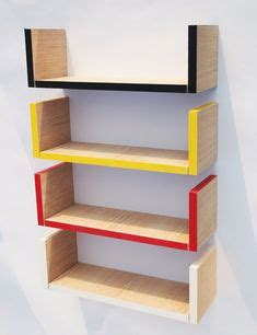 Wall Hung Bookshelf by 1000 Images About Hanging Bookshelves On