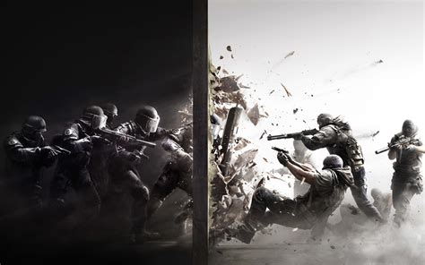 siege gaming rainbow six siege 2015 wallpapers hd wallpapers