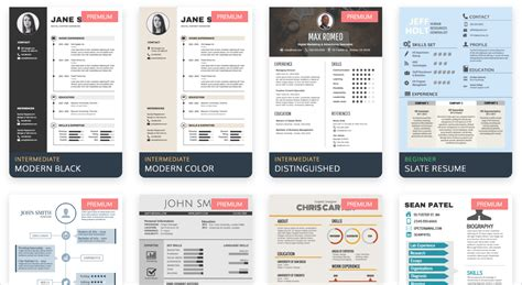 how to create and an infographic resume infographic