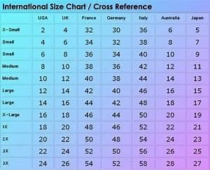 American To Australian Bra Size Chart Size Chart International Business Pinterest Fancy
