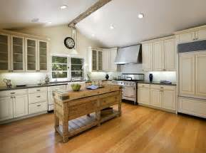 country kitchen island 25 portable kitchen islands rolling movable designs designing idea