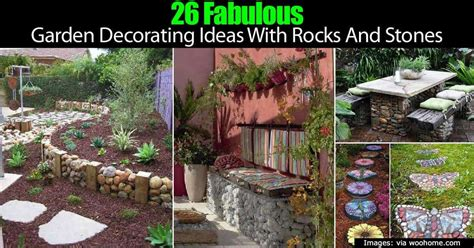 landscape rocks  stones   garden