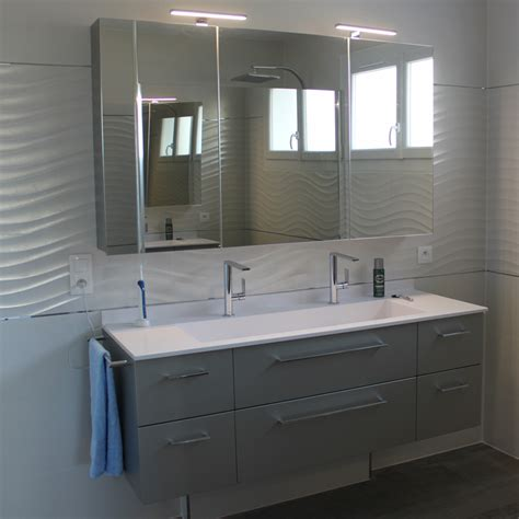 meubles de salle de bain contemporain atlantic bain