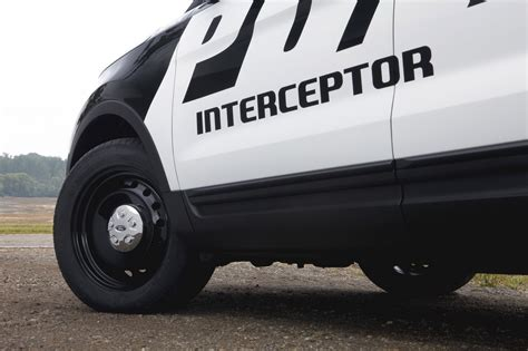 Ford Explorer Police Interceptor Leblogautocom