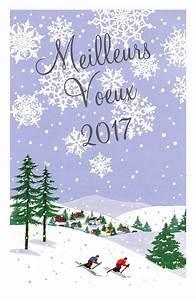 Carte De Voeux à Imprimer Gratuite : jolies cartes meilleurs v ux 2018 imprimer ~ Nature-et-papiers.com Idées de Décoration