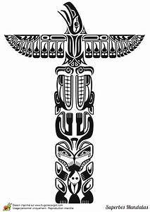 les 15 meilleures idees de la categorie totem amerindien With couleur pour un salon 15 dessins black crow tattoo
