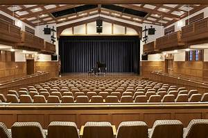 High School Library Design Bronxville High School Auditorium Kg D Architects