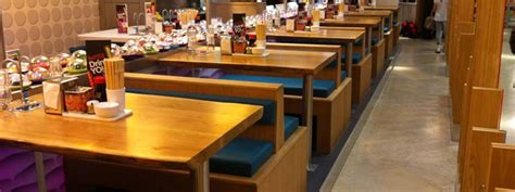 seating and your guests restaurant cafe bespoke oak wooden restaurant tables and chairs handmade Restaurant