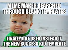 success baby template