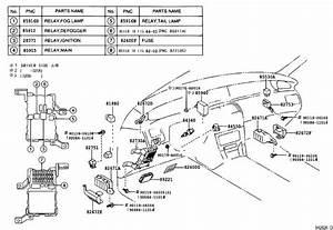 2000 Toyota Avalon Oxygen Sensor  Sensor  Wide Range Air