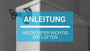 Heizung Richtig Entlüften : heizung richtig entl ften anleitung schlauer wohnen ~ Frokenaadalensverden.com Haus und Dekorationen