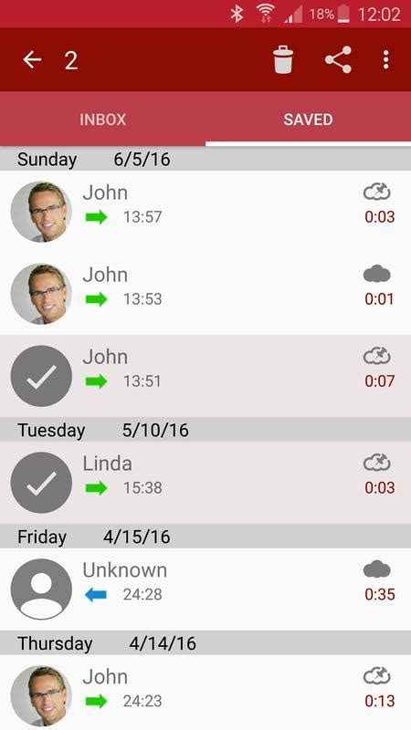 automatic call recorder apk free tools app for android apkpure