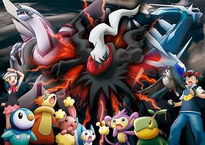 Pokemon Wallpapers Desktop Cool Technosamrat Darkrai Character