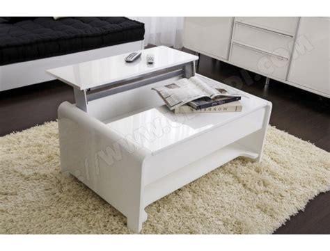 canape angle bi matiere table basse ub design san francisco laquée blanche 90 x 60