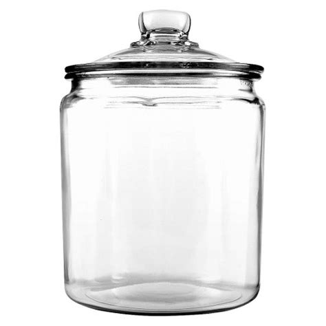 kitchen canisters walmart anchor heritage glass jar 1 gallon target