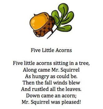 thanksgiving amp fall language arts activities five 726 | 9bddb1a3a4e5685dda13ee0954aee1aa fall preschool five little